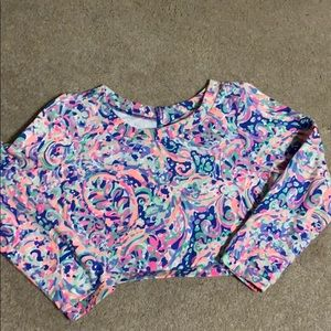 Lilly crop top